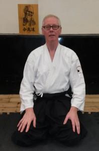 Bob Saloway British Aikido Board