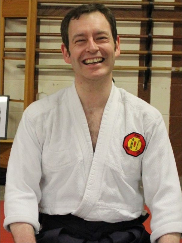 Leslie Cuthbert British Aikido Board