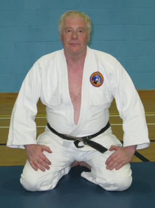 Steve Billett British Aikido Board