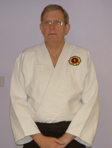 Keith Holland British Aikido Board