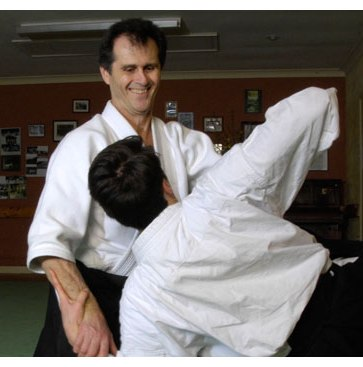 Piers Cooke British Aikido Board