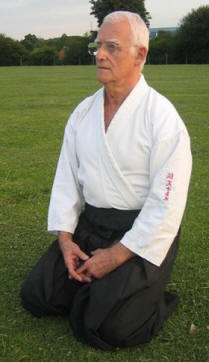 Terence Bayliss British Aikido Board
